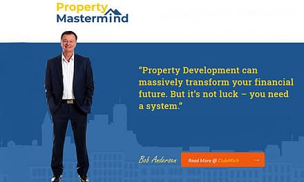 Bob Andersen's Property Development Course Review