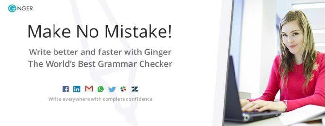 Ginger Online Grammar Checker Review